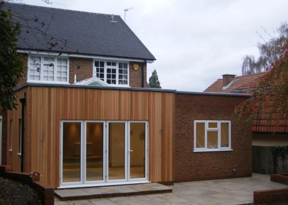 Extension work & outbuildings | Other Projects | G.S. Walker
