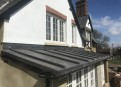 New code 5 lead roof detail