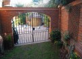 New garden walling & gates