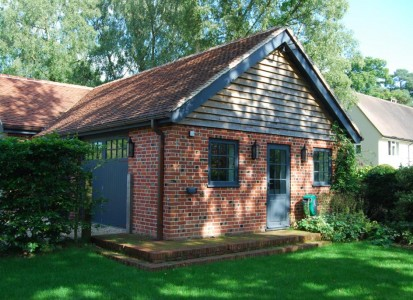 Extension work & outbuildings