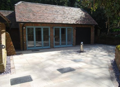 Outbuilding Conversion 2011