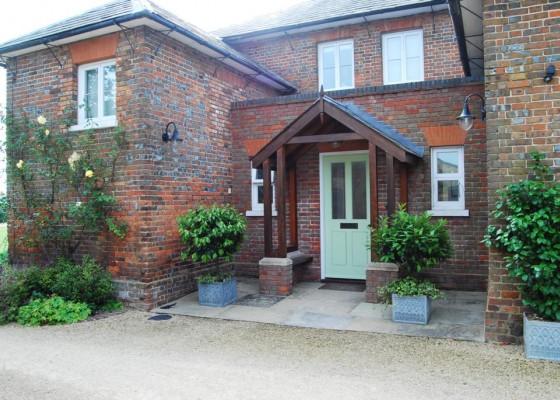 Farmhouse refurbishment & extensions